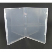 Estuche multi storage ultra transparente 21 mm grosor