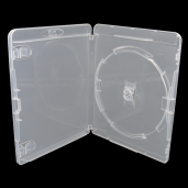 Cajas blu ray transparente (tipo PS3)