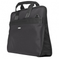 Cocoon hell's kitchen bolsa negra para ipad y macbook hasta 13""